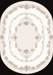 Brillant Latex Halı Burçak Oval 150x230 Hle11317.802 (Püsküllü)