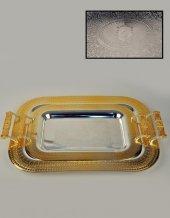 Bayev Gümüş Tepsi 2 Li 200270