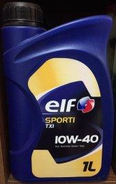 Elf Sportı Txı 10w 40 1 Litre Motor Yağı