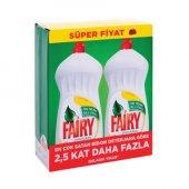 Fairy Sıvı Bulaşık Deterjan 2x1350ml (2700ml)
