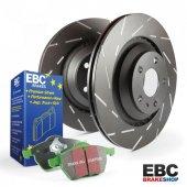 Ebc Brake Pad &disc Kit Chevrolet Opel