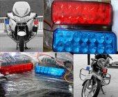 28 Ledli Motorsiklet Ve Araç İçin Çakar Lamba