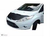 Ford Fiesta Kaput Maskesi Siyah Deri Maske 09 12