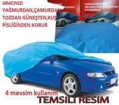 Opel Astra Binek H.b. Araçlara Miflonlu Otomobil Brandası
