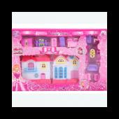 Samatlı Oyuncak Sesli Ve Işıklı Ev