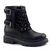 Vicco 955.v.269 Günlük Termal Kemerli Kız Çocuk Bot Ayakkabı
