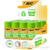 Bic Eco Glue Stick 36gr 12li Kutu