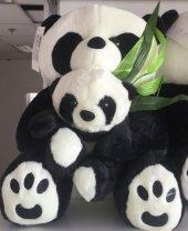 Yavrulu Panda 40 Cm
