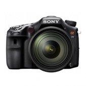 Sony Alfa Slt A77vq +16 50mm Lens Dijital Slr Fotoğraf Makinesi