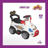 Mini Car Akülü Araba (101)