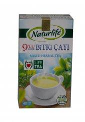 Bitkisel Karışımlı Çay 40 Adet Süzen Poşet Naturlife