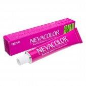 Nevacolor Tüp Boya 6.20 Saç Boyası Patlıcan Moru