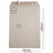 Doğan Torba Zarf 300x400 Mm Kraft 90 Gr Slk 250 Adet (1 Paket 250