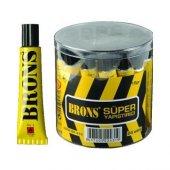 Brons Sıvı Yapıştırıcı Solventsiz 18 Gr 24 Lü (1 Paket 24 Adet)