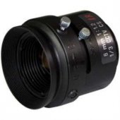Eneo Fixed Focal Length Lens 1 3&quot Manual 6mm F1.2 C 46.5 Deg