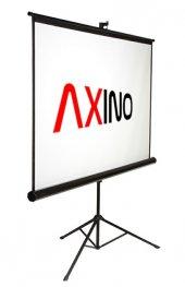 Axıno 180x180cm Trıpod Projeksıyon Perdesı (Tps 180)