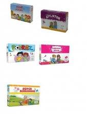 3.sınıf 5 Renk Tüm Hikayeler Kütüphane Setleri