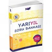 5.sınıf Yarıyıl Soru Bankası Binot Yayınları