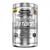 Muscletech Essential Platinum Micronized Glutamine Powder 302 Gr