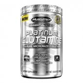 Muscletech Essential Series Platinum Micronized Glutamine 302 Gr