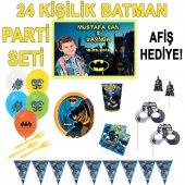 24 Ki İlik Batman Do Um G N Seti & Afi Hediyeli