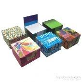 Not Kağıdı Küp Blok 8,5x8,5 3a Ark