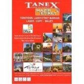 Laser Etiket Tanex 116x14 Mm 200 Adet