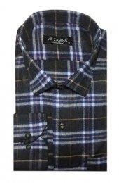 Vip Zamira 0753 Uzun Kol Pamuk Kışlık Erkek Gömlek