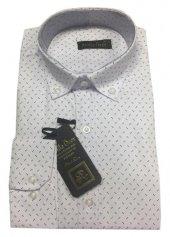 Atilla Özer 04230 Uzun Kol Slim Fit Erkek Gömlek