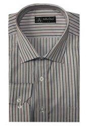 Atilla Özer 0303 Klasik Kesim Uzun Kol Gömlek