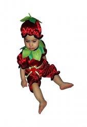 Bebek Çilek Kostümü