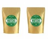 2 Adet Matcha(Maça) Japon Çayı Orjinal Premium Quality 75gr