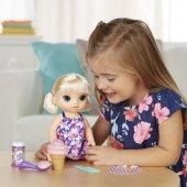 Baby Alive Bebeğimle Dondurma Zamanı Hasbro