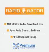 1 Yıllık Rapidgator Premium Üyelik