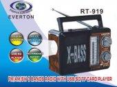 Everton Rt 919 Şarjlı Radyo