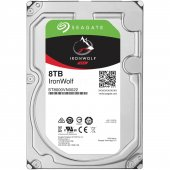 Seagate Ironwolf Nas Hdd 8tb 3.5