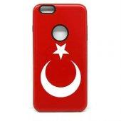 Iphone 5 6 6s 6 Plus 7 7 Plus 8 8 Plus X Türk Bayraklı Kılıf