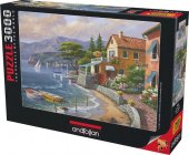 Cennetin Kıyısı Paradise Retreat Anatolian 3000 Parça Puzzle