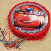 Pixar Cars (Arabalar) Lisanslı Pinyata Parti Hediyelik