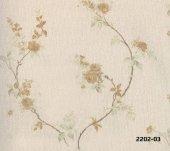 Bossini 2202 03 Çiçekli Duvar Kağıdı