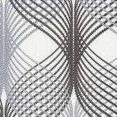 Nadia 9712 6 Geometrik Desenli Vinil Duvar Kağıdı