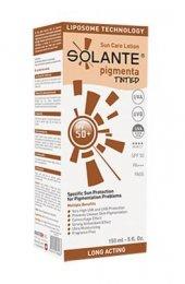 Solante Pigmenta Tinted Renkli Güneş Koruyucu Losyon Spf50 150ml