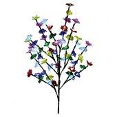 Gece Lambası Ledli Dekoratif Çiçek Dalları Gece Lambası Pilleriy