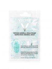 Vichy Cildi Nemlendiren 2x6 Ml Mineral Maske