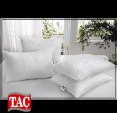 Taç Clemence Pamuk Saten Yastık 50x70