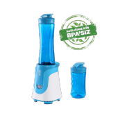Vestel Mix & Go Mavi Blender