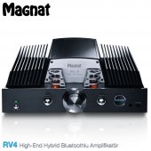 Magnat Rv4 High End Hybrid Entegre Aptx Bluetoothlu Lambalı Amfi