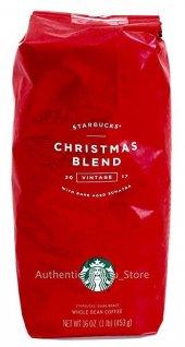 Starbucks Christmas Blend Çekirdek Kahve 250 Gr