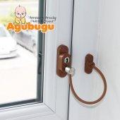 Agubugu Baby Pimapen Kapı, Pencere Çocuk Emniyet Kilidi Anahtarlı Halatlı
