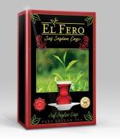 El Fero Süper Pekoe İthal Saf Seylan Çay 800 Gr. Kaçak Çay